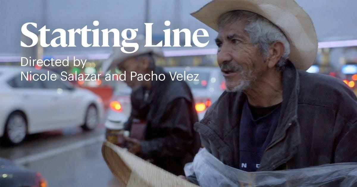 The Starting Line Short Film by Pacho Velez