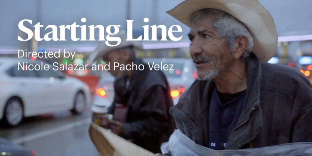 Starting Line by Pacho Velez